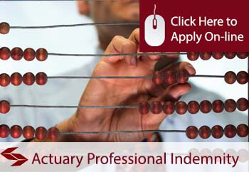 professional indemnity insurance for actuary