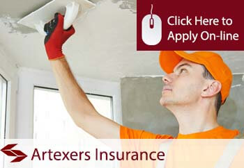 self employed artexers liability insurance