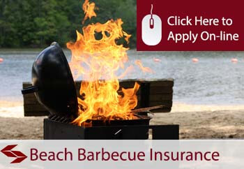 self employed beach barbecue services liability insurance