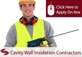 cavity wall insulation contractors insurance