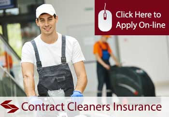 contract cleaning services insurance