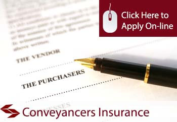 self employed conveyancers liability insurance