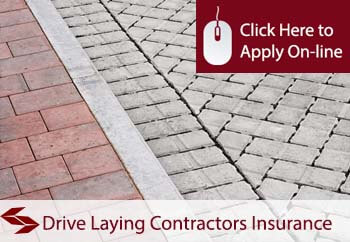 self employed drive laying contractors liability insurance