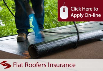self employed flat roofers liability insurance