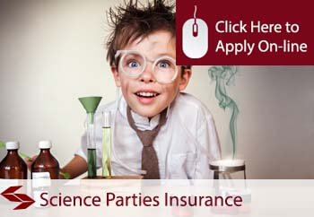 self employed science parties liability insurance