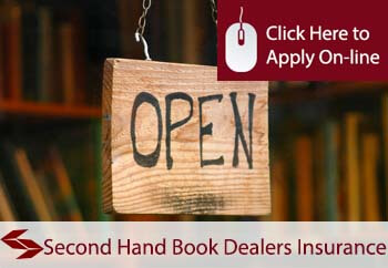 self employed second hand book seller liability insurance