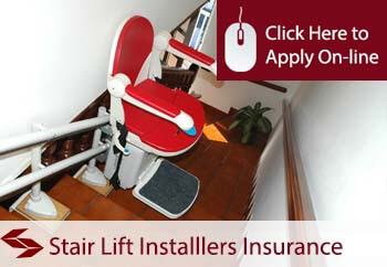 Stair Lift Installation Engineers Liability Insurance