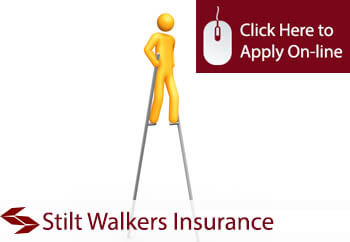 self employed stilt walker liability insurance