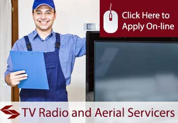 tradesman insurance for TV and radio servicers
