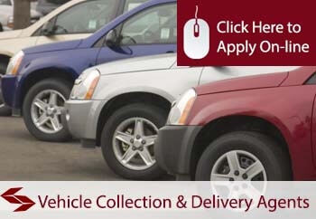 self employed vehicle collection and delivery agents liability insurance