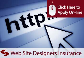 self employed web site designers liability insurance