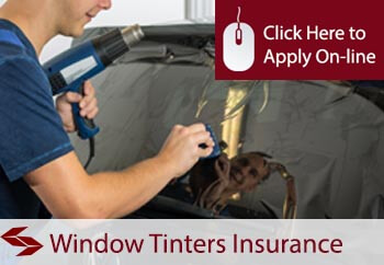 self employed window tinters liability insurance