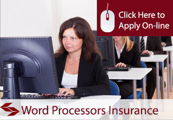 word processors insurance