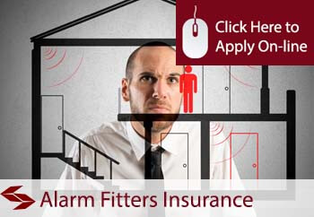 self employed alarm fitters liability insurance