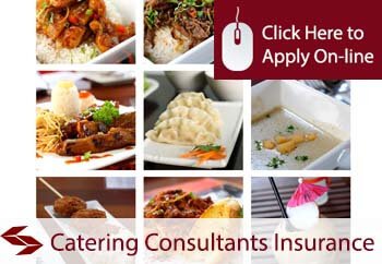 catering consultants insurance