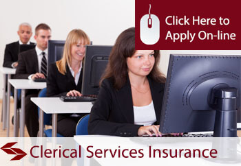 clerical services insurance