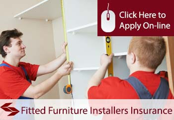 self employed fitted furniture installers liability insurance