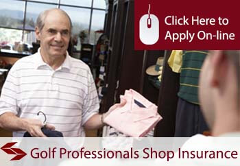 Golf Professionals Shop Insurance