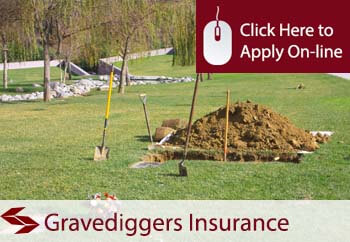 tradesman insurance for gravediggers
