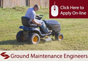 self employed ground maintenance engineers liability insurance