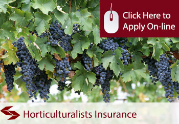 self employed horticulturalists consultants liability insurance