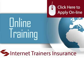 self employed internet trainers  liability insurance