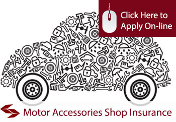 Motor Accessories and In Car Entertainment Shop Insurance