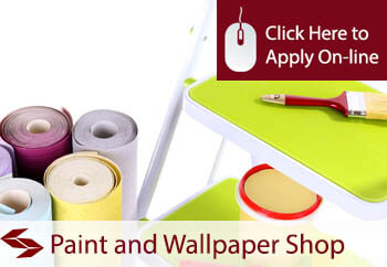 Paint And Wallpaper Shop Insurance