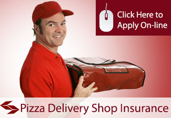 Pizza Delivery Shop Insurance