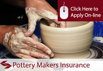 self employed pottery makers liability insurance