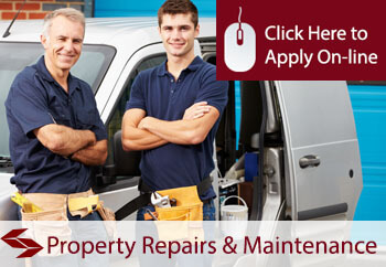 Property Maintenance and Repairers Public Liability Insurance