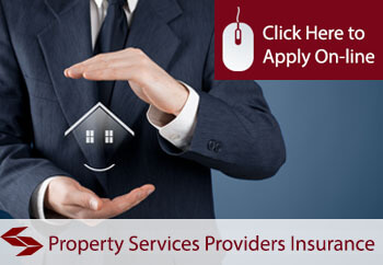 self employed property services liability insurance