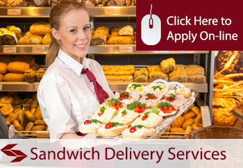 Sandwich Delivery Services Employers Liability Insurance