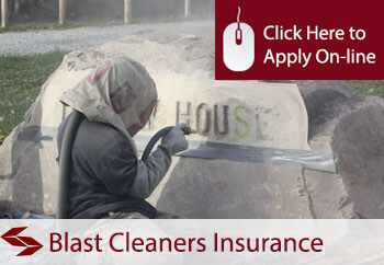 self employed blast cleaners liability insurance