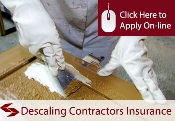 self employed descaling contractors liability insurance