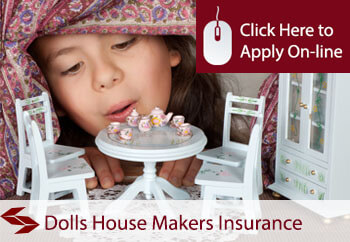 self employed dolls house makers liability insurance