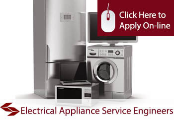 self employed electrical appliance servicing engineers liability insurance