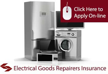 self employed electrical goods repairers liability insurance