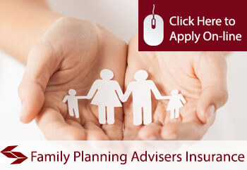 self employed family planning advisers liability insurance