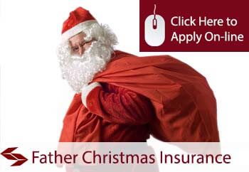 self employed Father Christmas liability insurance