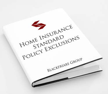 What are the Standard Exclusions Under Home Insurance Policies?