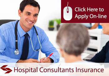 self employed hospital consultants liability insurance