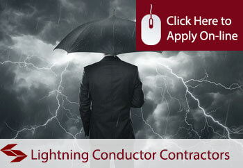self employed lightning conductor contractors liability insurance