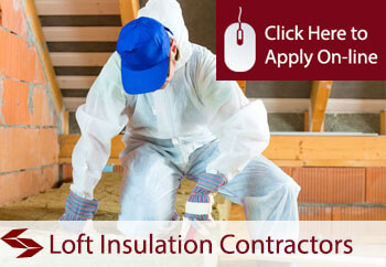 loft insulation contractors tradesman insurance