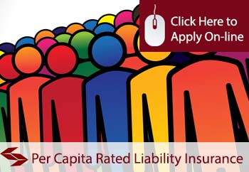 What are Per Capita Rated Liability Insurance Policies?