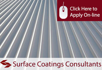 Surface Coatings Consultants Employers Liability Insurance