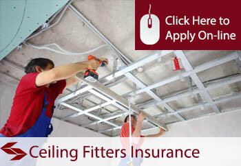 Ceiling Fitters Employers Liability Insurance