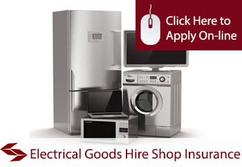Electrical Goods Hire Shop Insurance