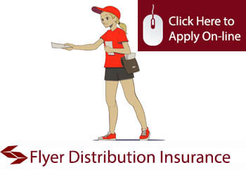 self employed flyer distributors liability insurance