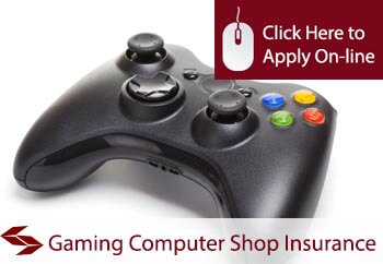 Gaming Computer Shop Insurance